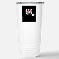 Don't Piss Off The Run Crew! Travel Mug