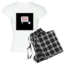 Don't Piss Off The Run Crew! Pajamas