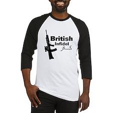 British Infidel Baseball Jersey