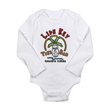 Tiki Head Logo Body Suit
