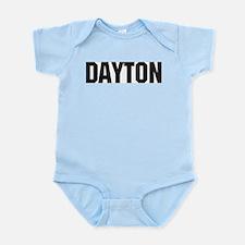 Dayton, Ohio Infant Creeper