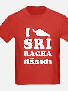 I Love Sriracha T