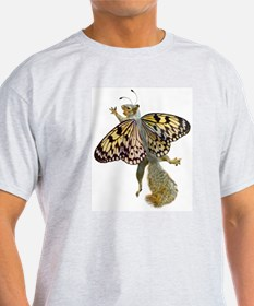 Flying Butterfly Squirrel T-Shirt