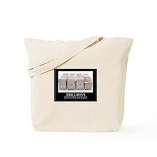 Trillions Tote Bag