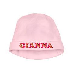 Gianna baby hat