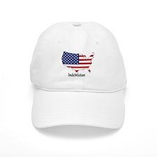 Indebtistan Baseball Cap