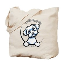 Maltese IAAM Tote Bag