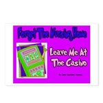Nursing Home Casino Postcards (Package of 8)