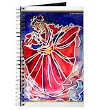 Mexican dancer Journals & Spiral Notebooks