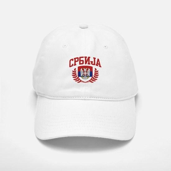 Serbia Cap
