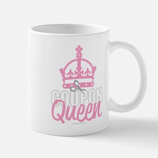 Coupon Queen Mug