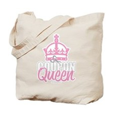 Coupon Queen Tote Bag