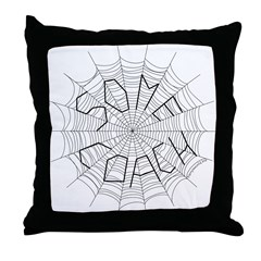 CW: Coach Throw Pillow
