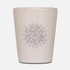 CW: Teacher Shot Glass