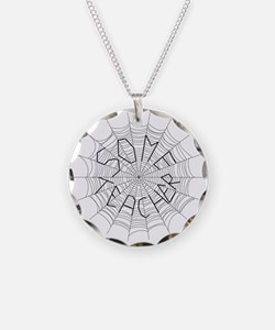 CW: Teacher Necklace Circle Charm