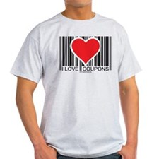 I Love Coupons T-Shirt