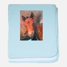 Unique For horses baby blanket
