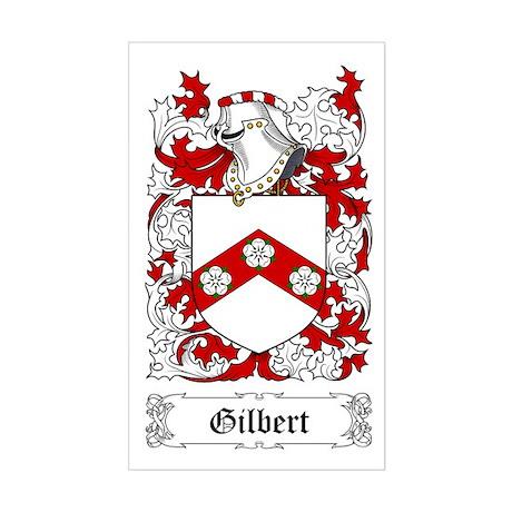 Gilbert Sticker (Rectangle)