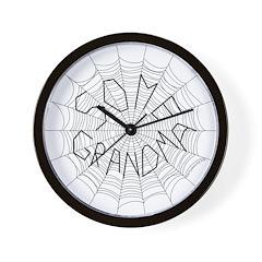 CW: Grandma Wall Clock
