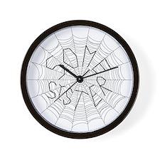CW: Sister Wall Clock