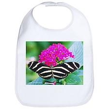 Zebra Swallowtail Bib