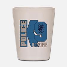Police K9 Unit Dog Shot Glass