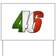 VR 46 Flag Yard Sign