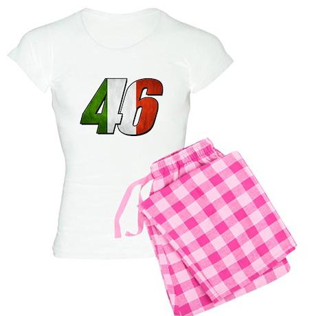 VR 46 Flag Women's Light Pajamas