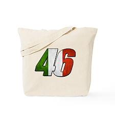 VR 46 Flag Tote Bag