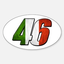 VR 46 Flag Decal