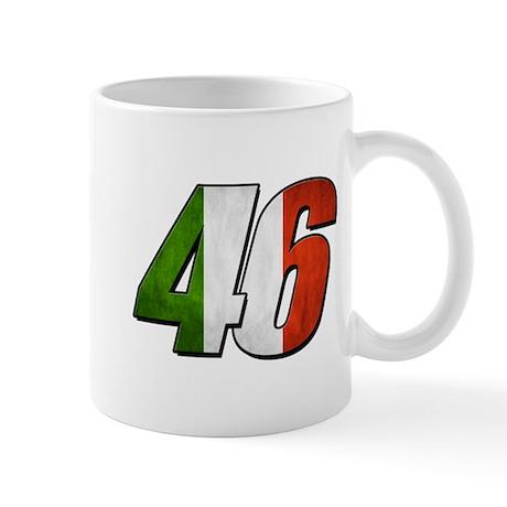 VR 46 Flag Mug
