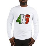 Valentino rossi Long Sleeve T-shirts