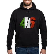 VR 46 Flag Hoody
