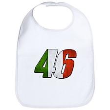 VR 46 Flag Bib