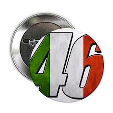 """VR 46 Flag 2.25"""" Button"""