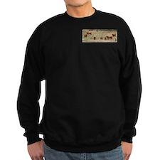 Highland Cattle 9Y316D-007 Sweatshirt