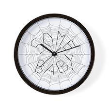 CW: Baby Wall Clock