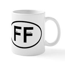 FF - Fire Fighter Mug