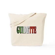 guidette flag 4 Tote Bag