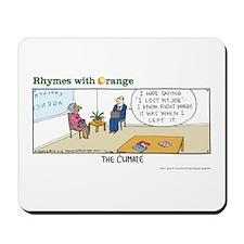 The Climate Mousepad