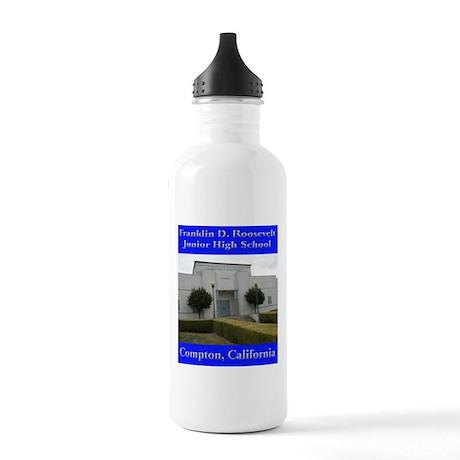 Roosevelt Junior High Stainless Water Bottle 1.0L