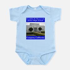 Roosevelt Junior High Infant Bodysuit