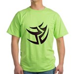 Tribal Switchback Green T-Shirt