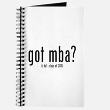 got mba? (i do! class of 2011) Journal