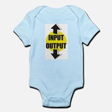 Input output Infant Bodysuit