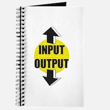 Input output Journal