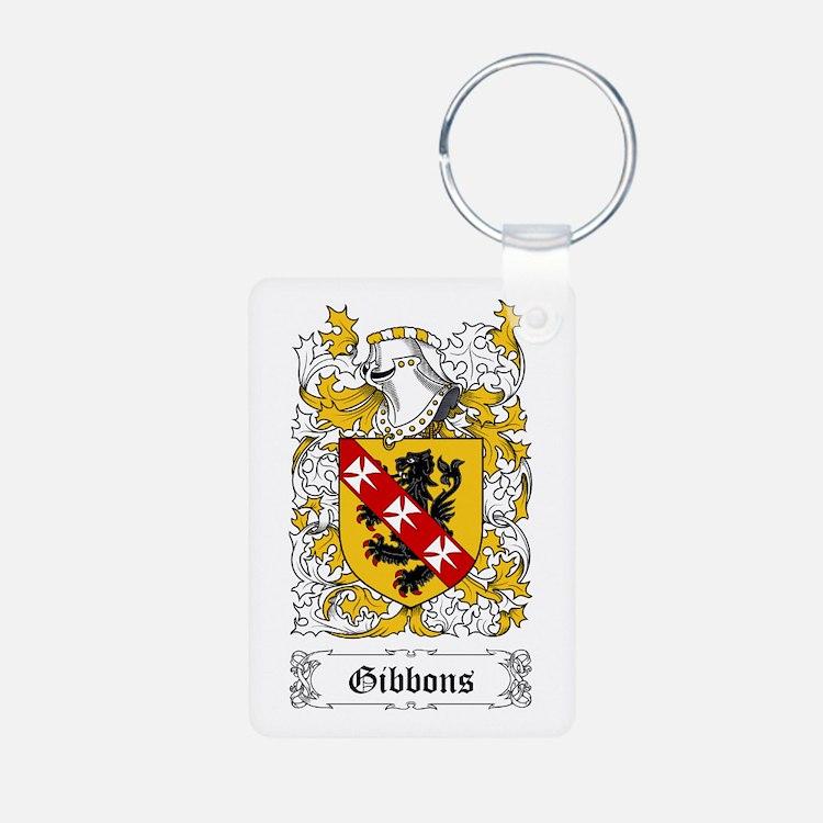 Gibbons Keychains