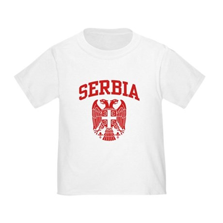 Serbia Toddler T-Shirt