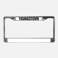 Youngstown, Ohio License Plate Frame