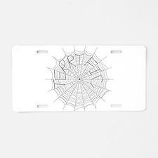 CW: Terrific Aluminum License Plate